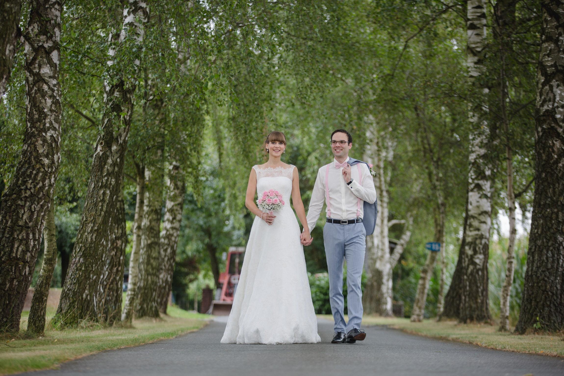 Hochzeitsfotograf in Ahlen