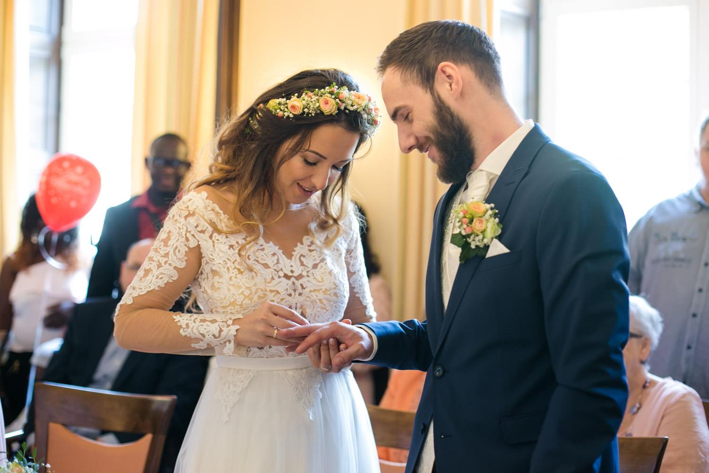 Hochzeit im Standesamt Nottuln
