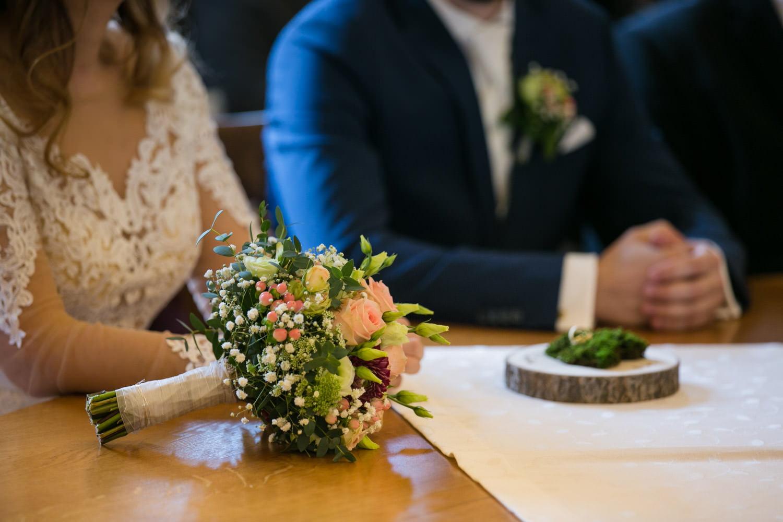Hochzeitsfoto Standesamt Nottuln