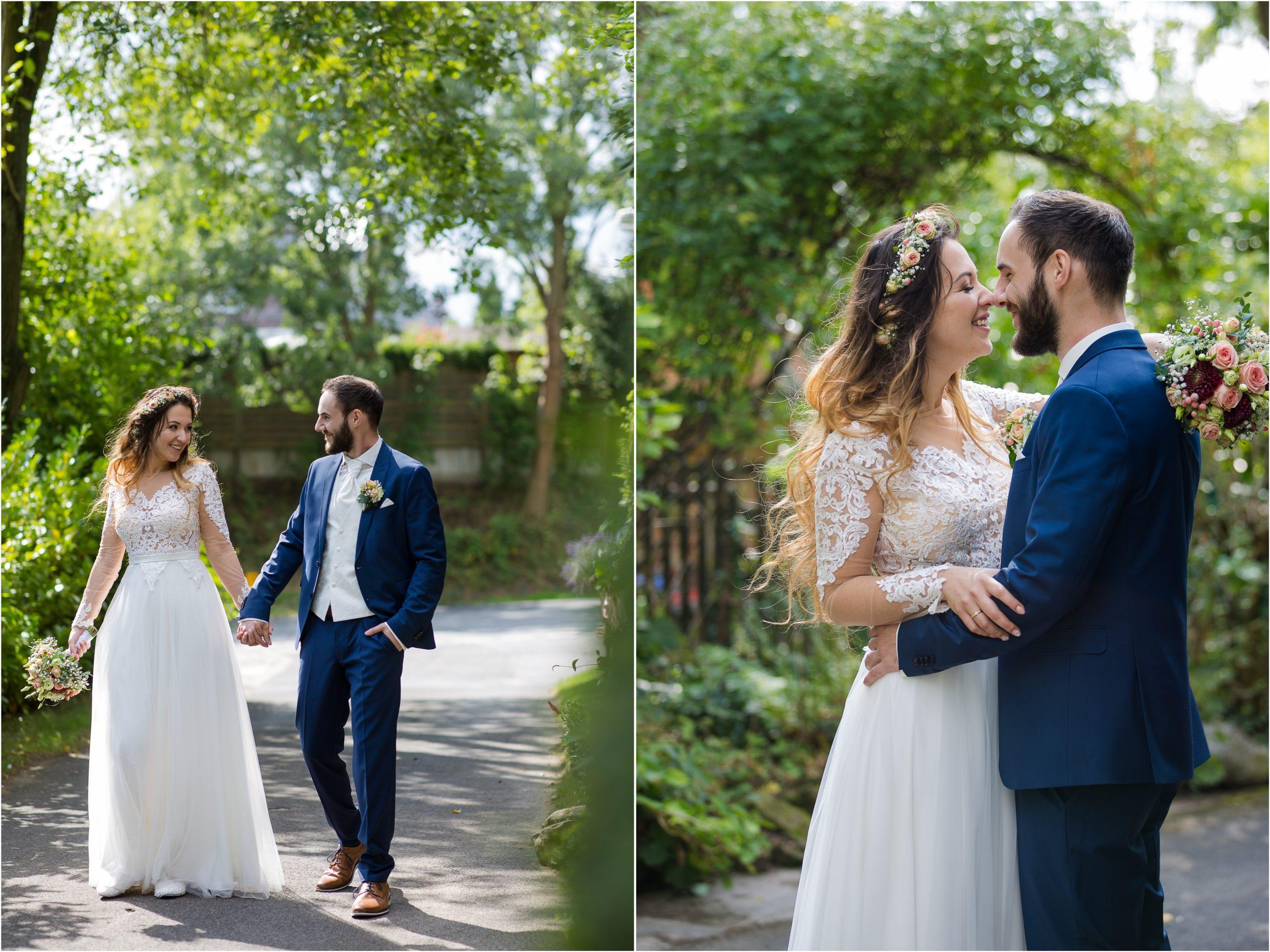 Hochzeitsfotograf modern Nottuln
