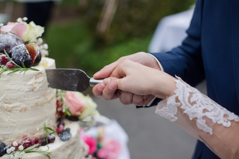 Hochzeitstorte Nottuln