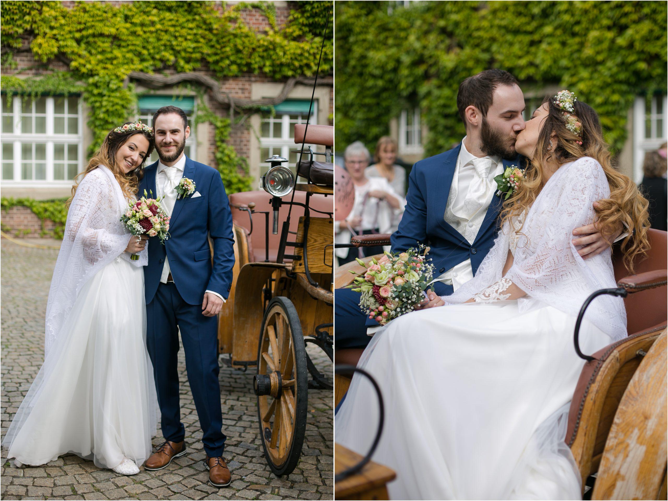 Kutsche Hochzeit Nottuln