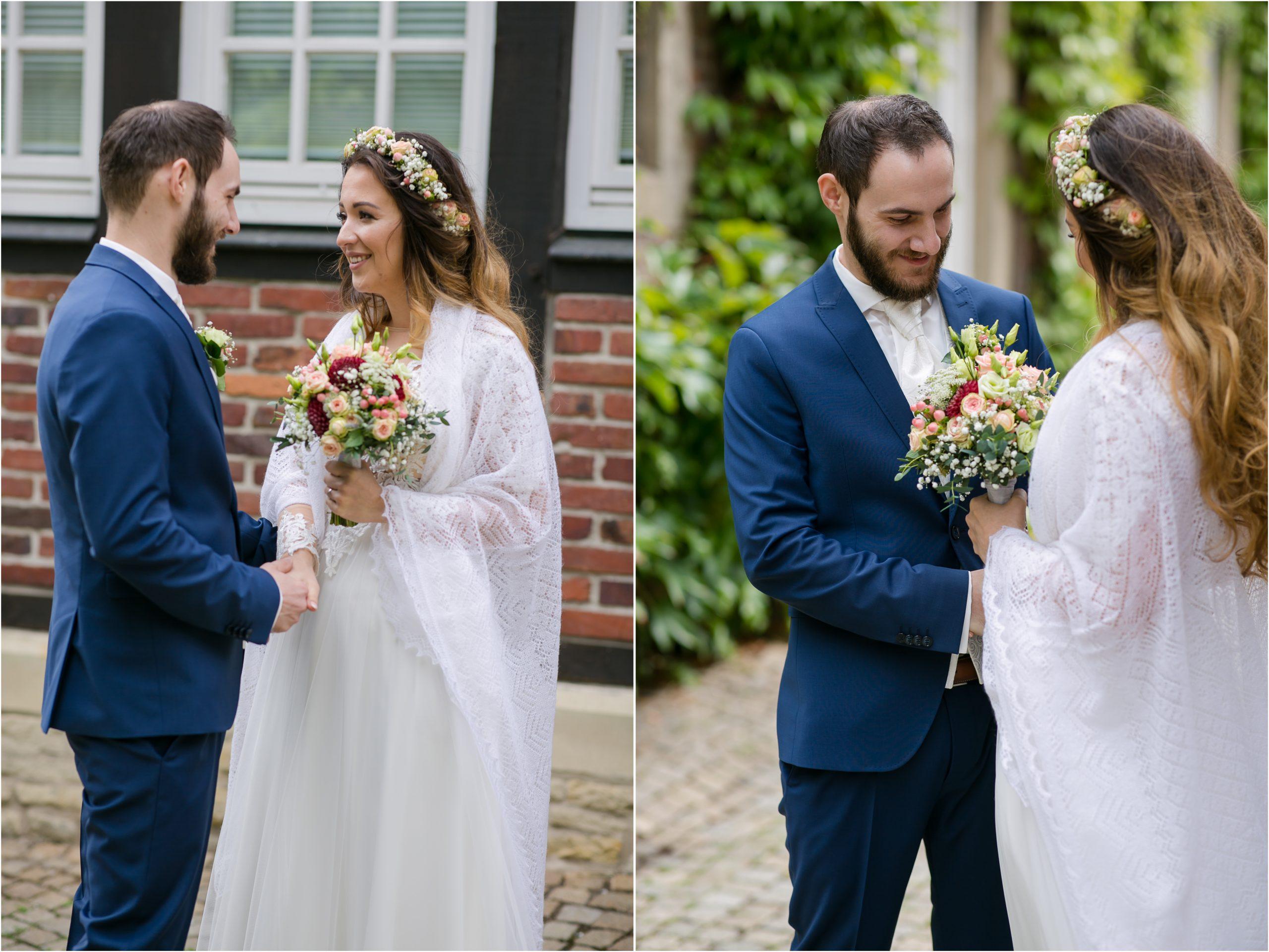 first moment Hochzeit Nottuln