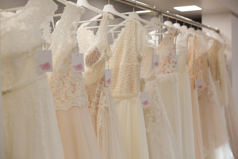 Finde dein traumhaftes Brautkleid im Brautraum