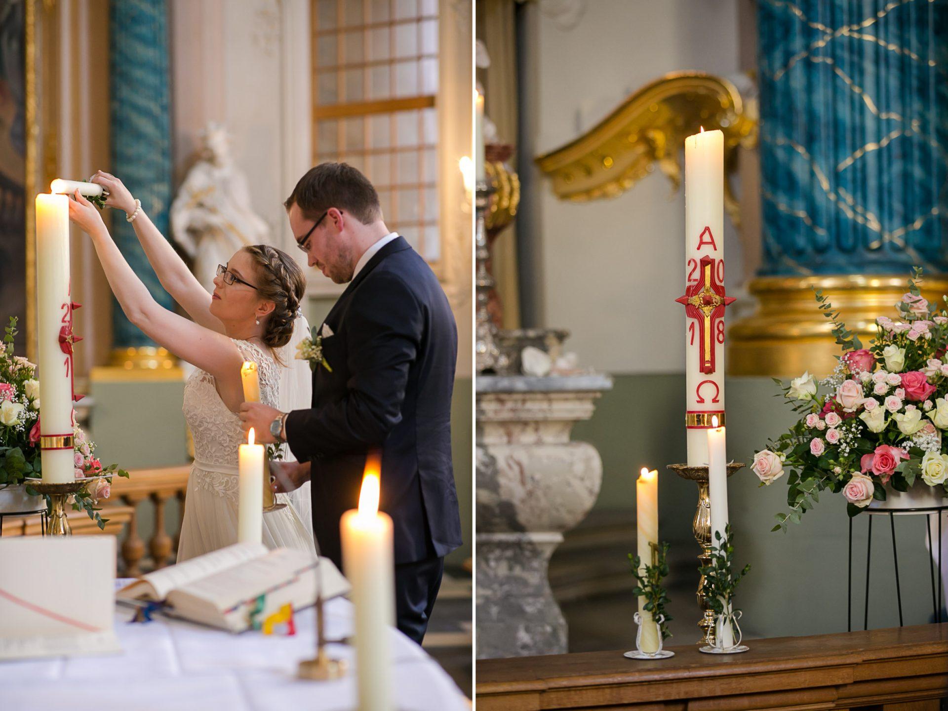 Hochzeit in Münster Clemenskirche