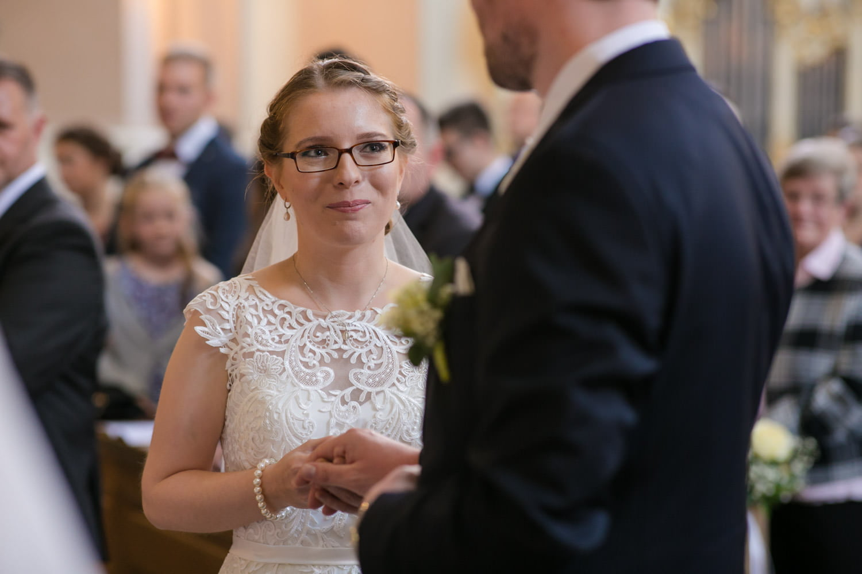 Hochzeitsfotograf Münster Trauung