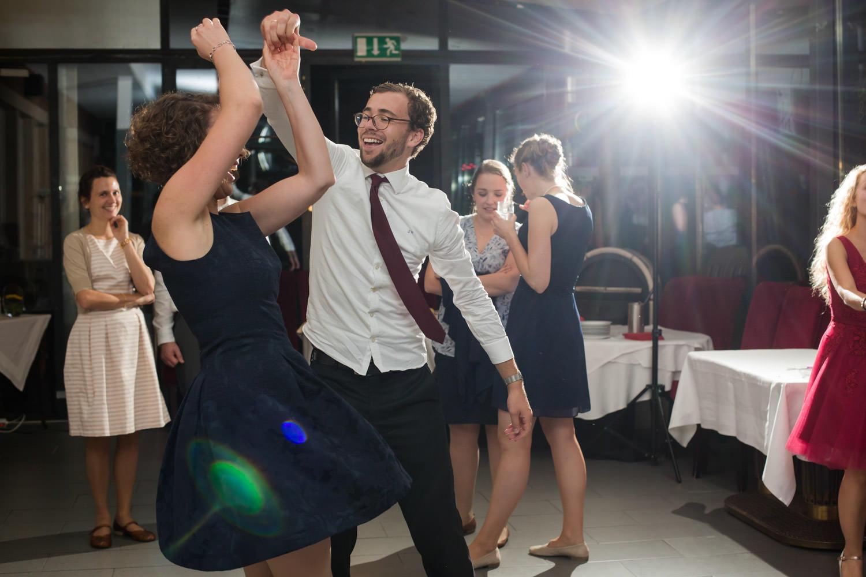 Hochzeitsfotografie Party