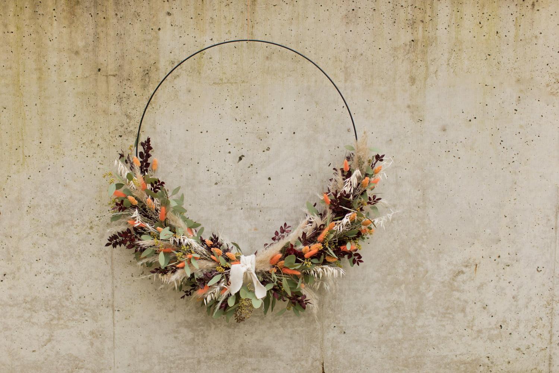 krativ Workshop Trockenblumen
