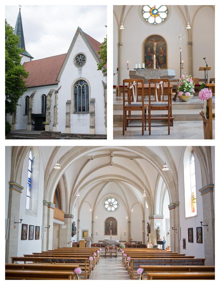 St. Petronilla Kirche Münster Handorf