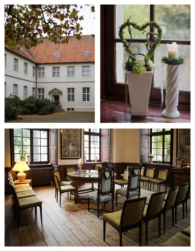 Schloss Cappenberg in Selm
