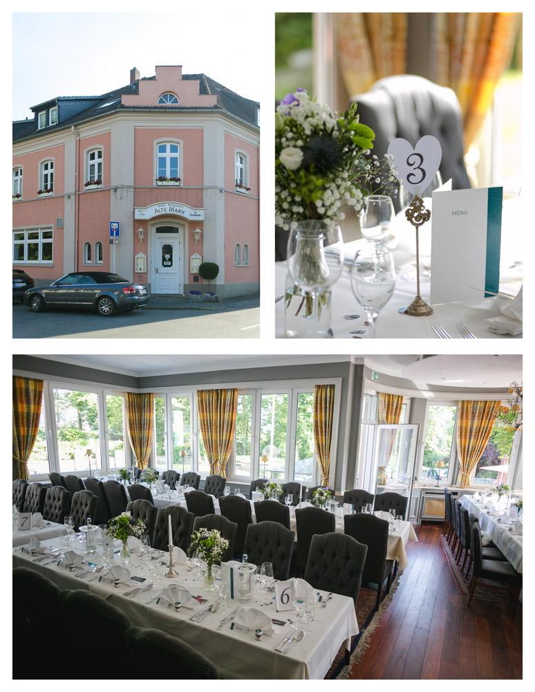Hotel alte Mark in Hamm
