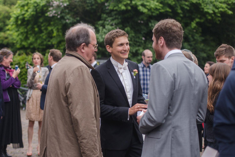 Bilder zur Hochzeit Münster