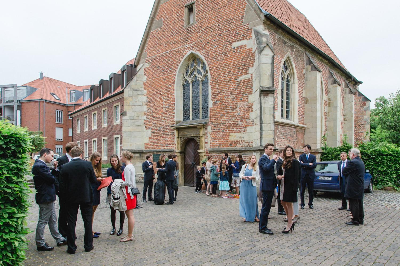 Bilder zur Hochzeit in Münster