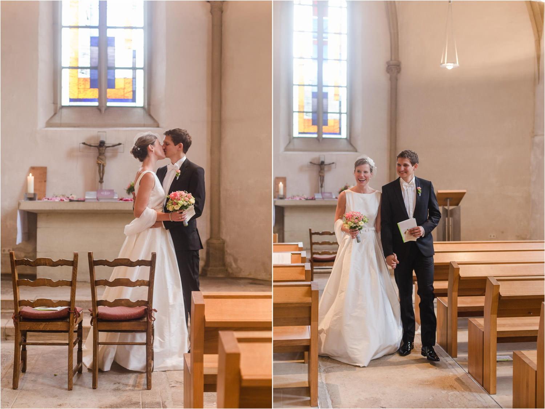 Bilder zur Hochzeit in St. Johannes Kapelle