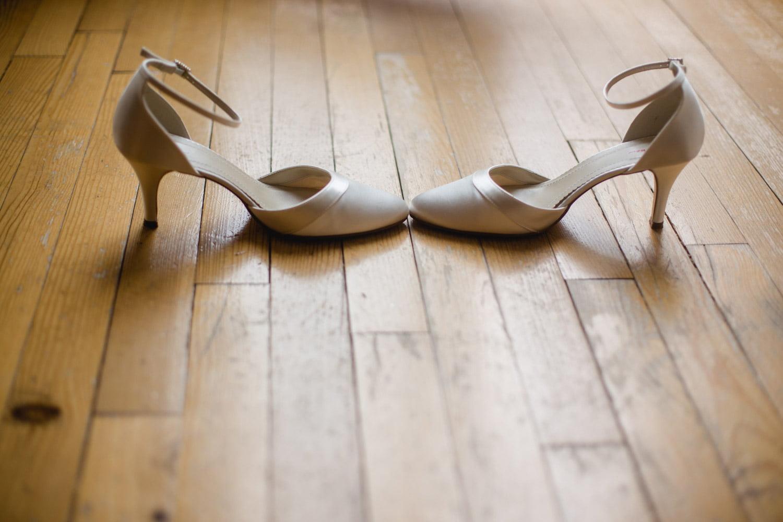 Detailfoto Schuhe