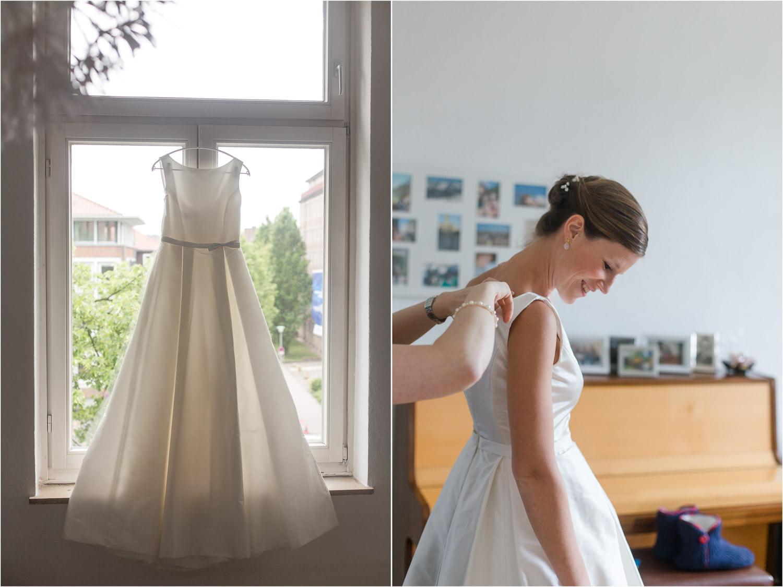 Hochzeit Münster Hochzeitskleid