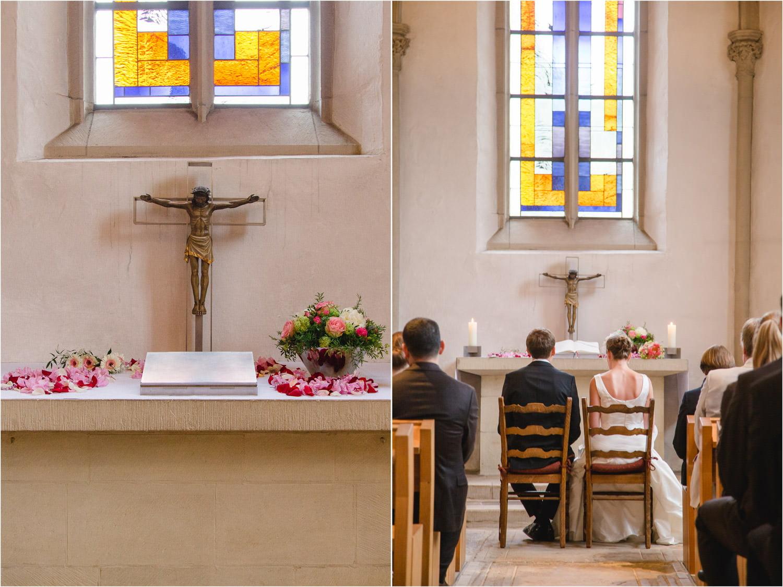 Hochzeit in der St. Johannes Kapelle