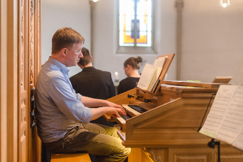 Musik St. Johannes Kapelle