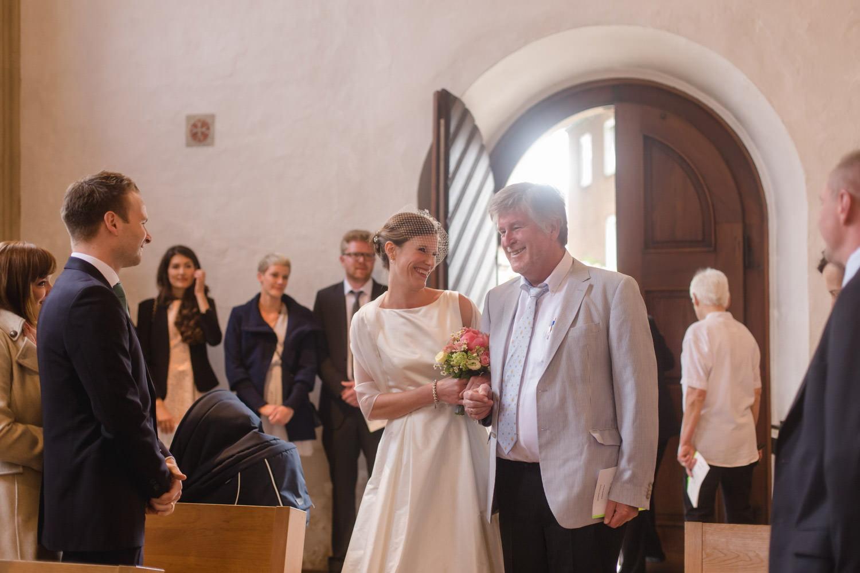 emotionale Bilder zur Hochzeit