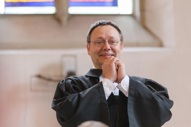 persönliche Traurede in der Kirche