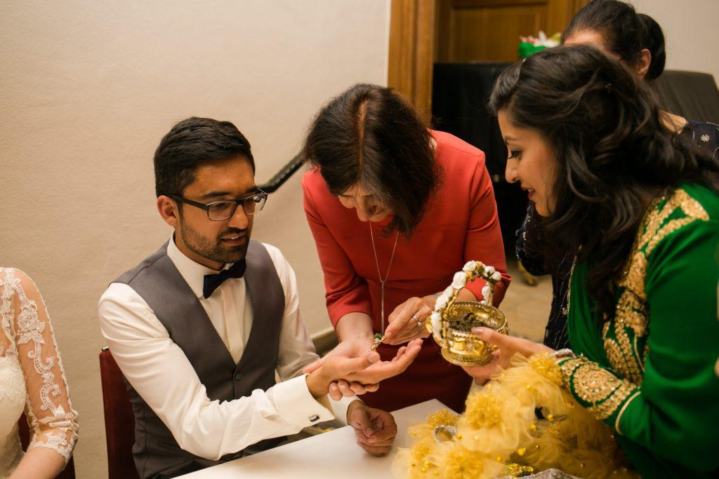 Henna Hochzeit Tradition