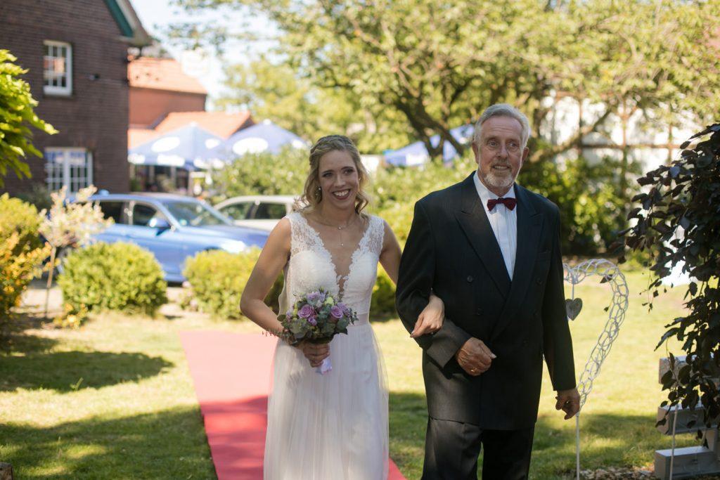 Hochzeitsfotografie Herten