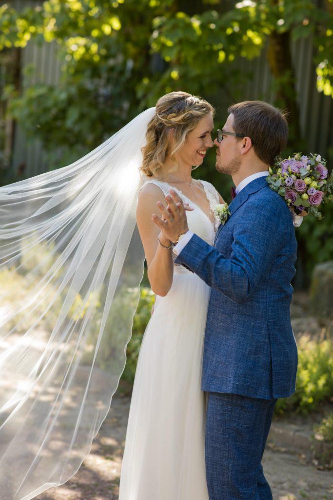 Paarshooting in Herten Hochzeit