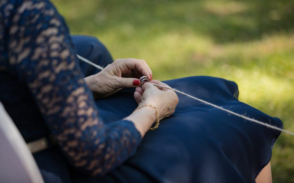Ritual freie Trauung Ringe