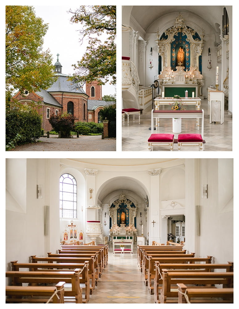 Dyckburg Kirche in Münster
