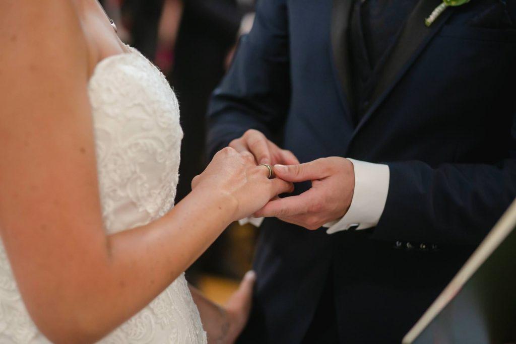 Hochzeitsfotograf Reportage Kirche