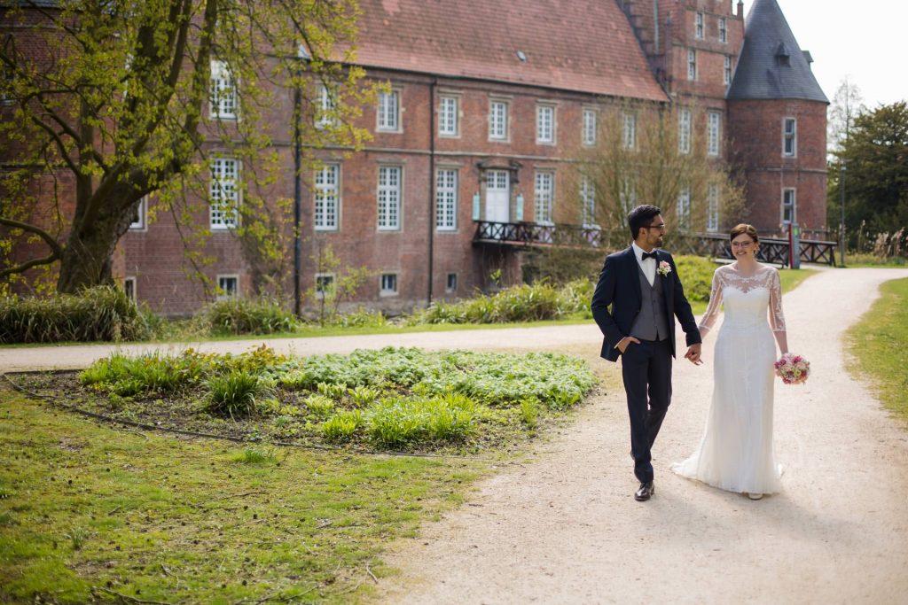 Hochzeitsfotograf Schlosshochzeit