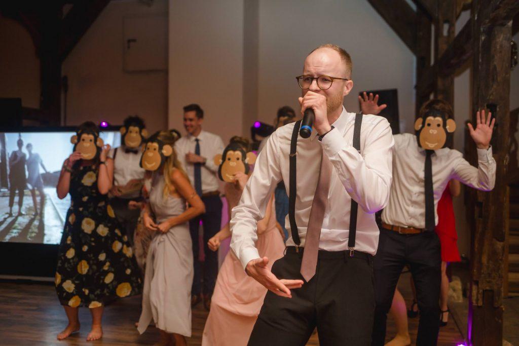 Hochzeitsfotograf Warendorf modern