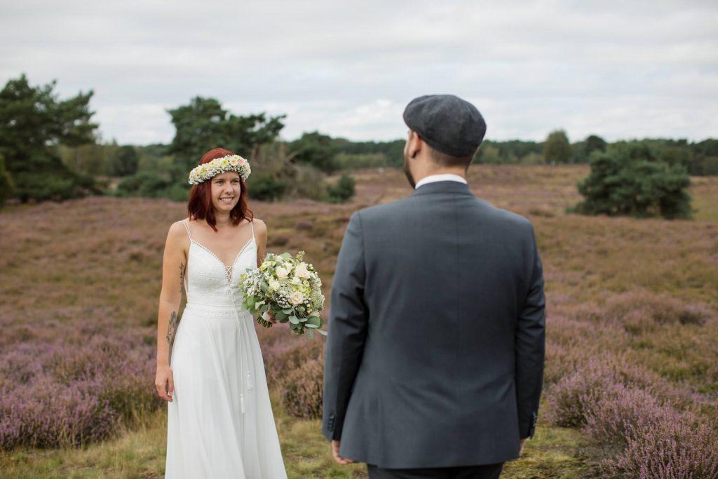 Hochzeitsfotograf Westruper Heide