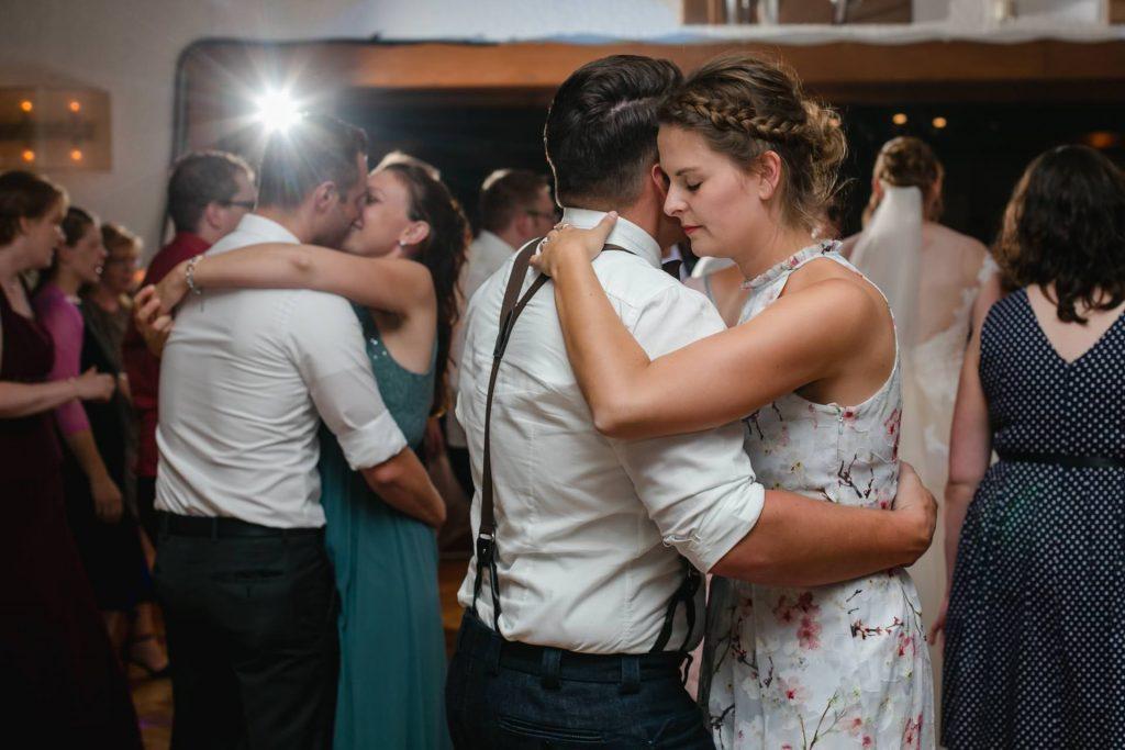 Hochzeitsfotograf morgens bis abends