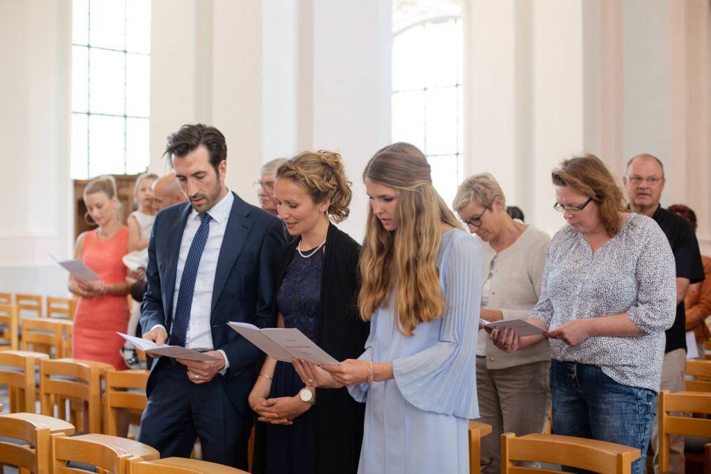 Hochzeitsfotografie Kirche Hochzeit