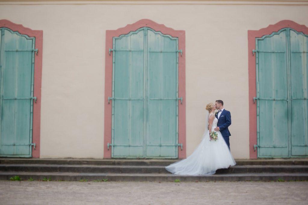 moderne Hochzeitsfotografie Münster