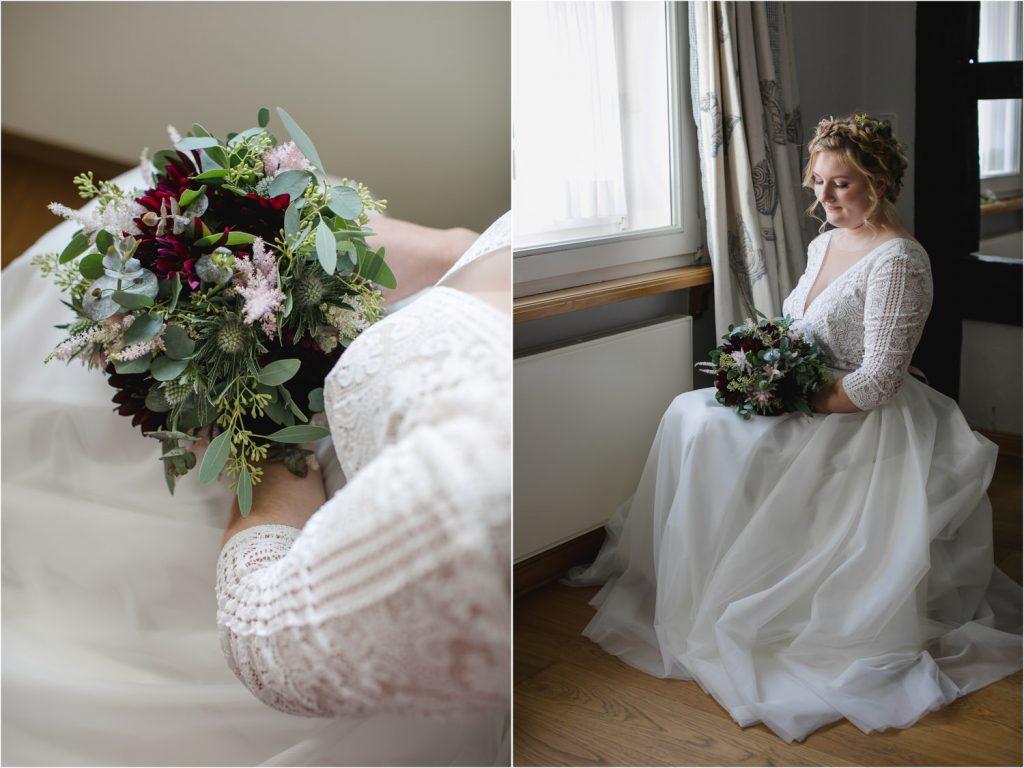 Braut Vorbereitung Münster