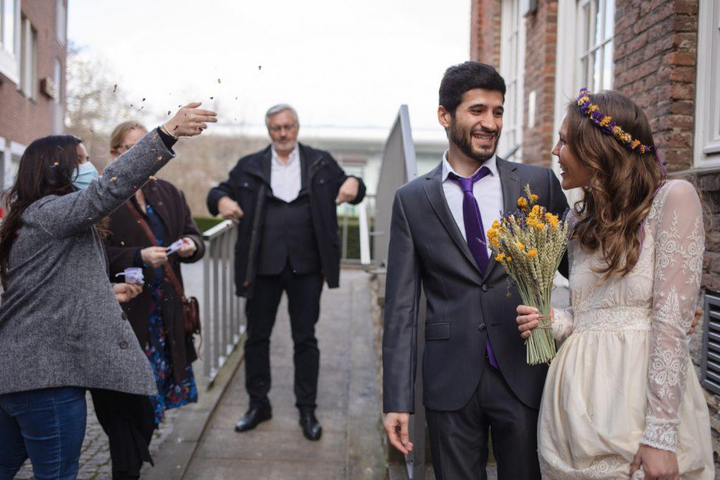 Corona Hochzeit Münster Standesamt