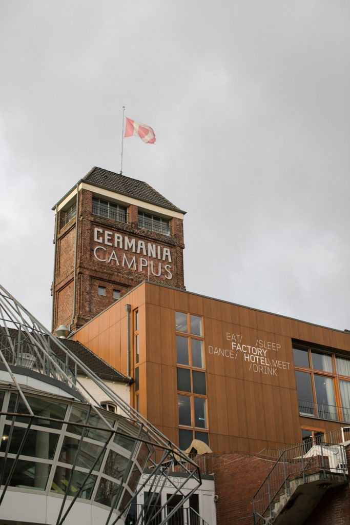Germania Campus Factory Hotel Münster