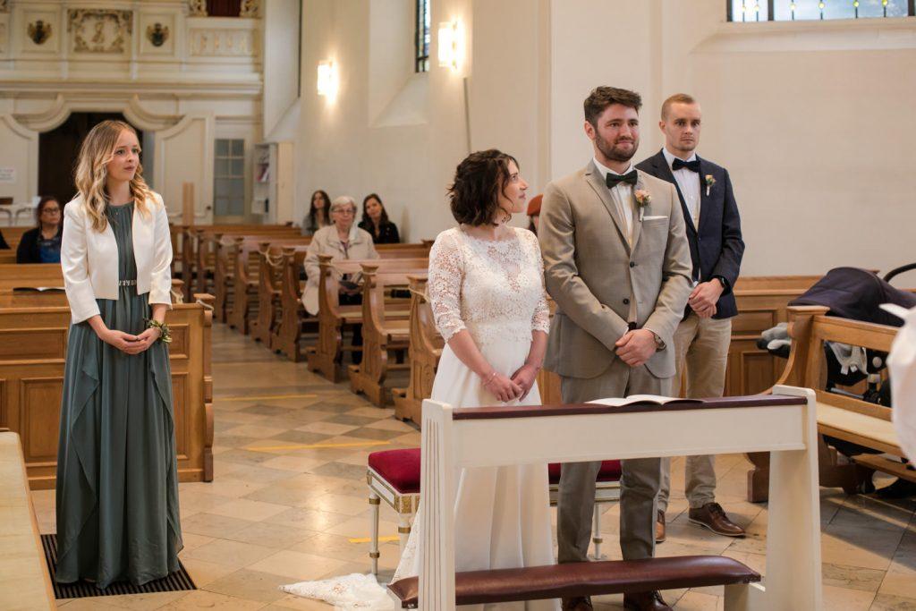 Heiraten in Dyckburgkirche