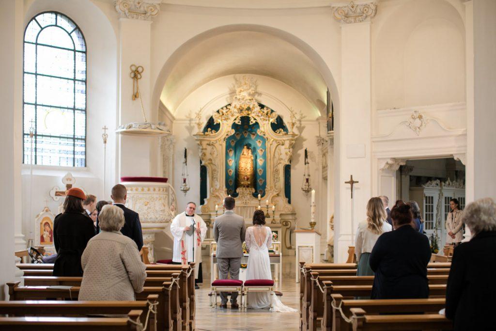 Hochzeit Dyckburgkirche Münster