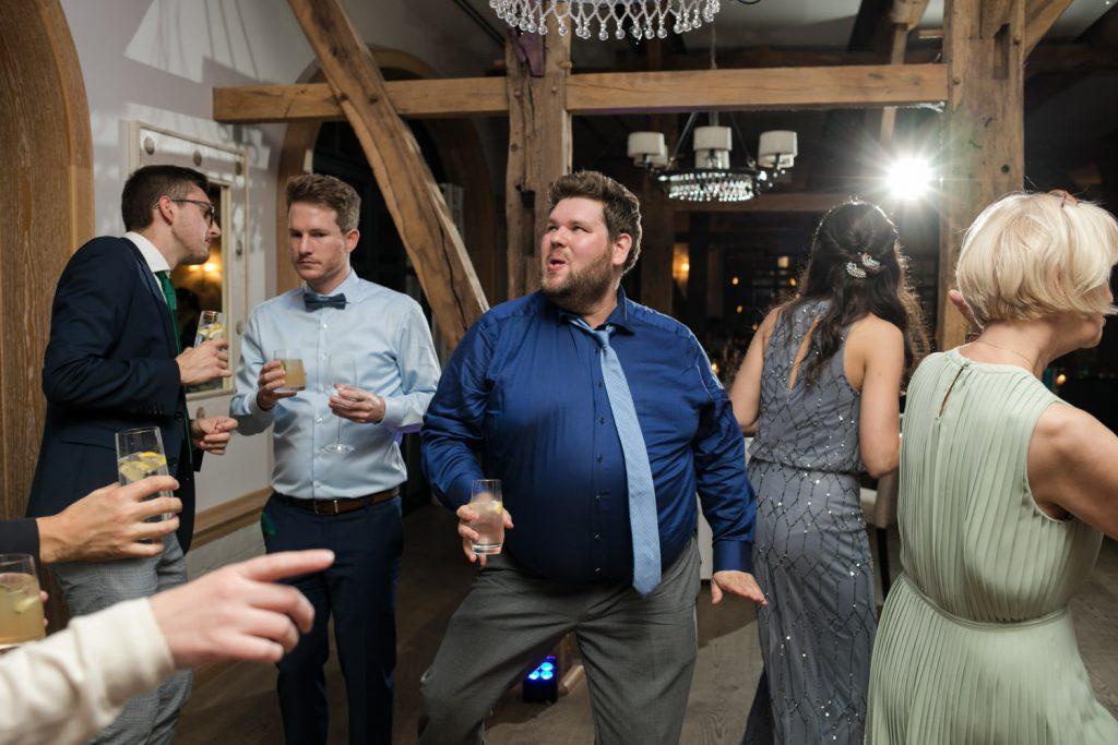 Hochzeit fotografieren abends