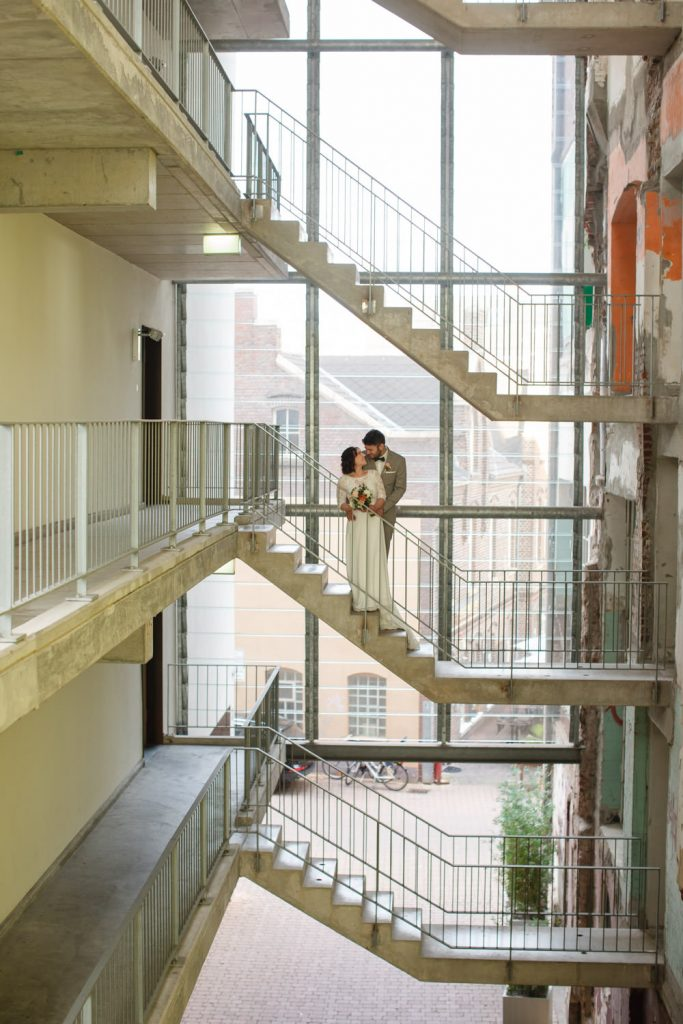 Hochzeit im Factory Hotel