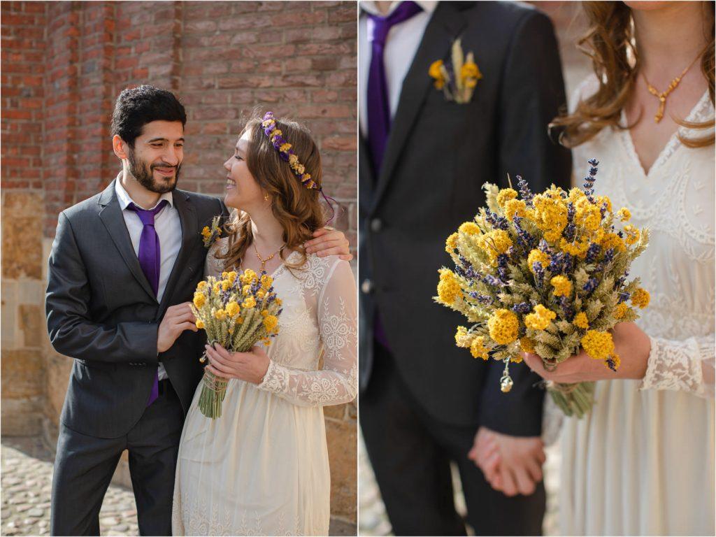 Hochzeit in Münster Corona