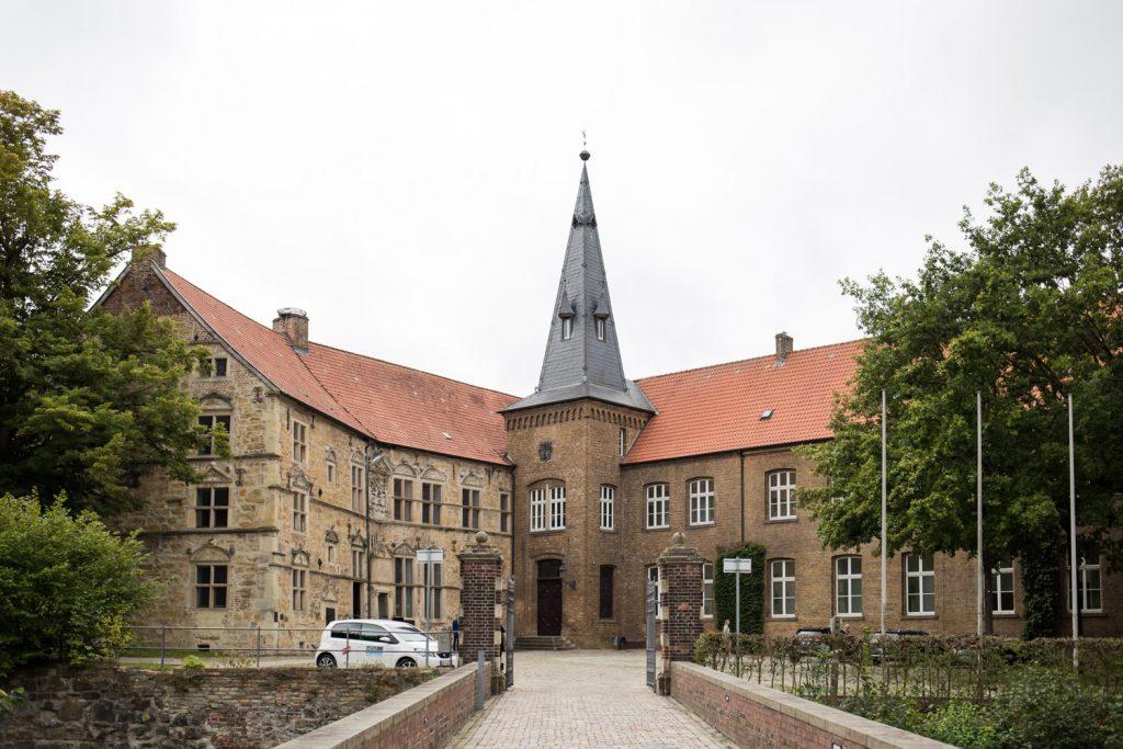 Hochzeit in der Burg Lüdinghausen
