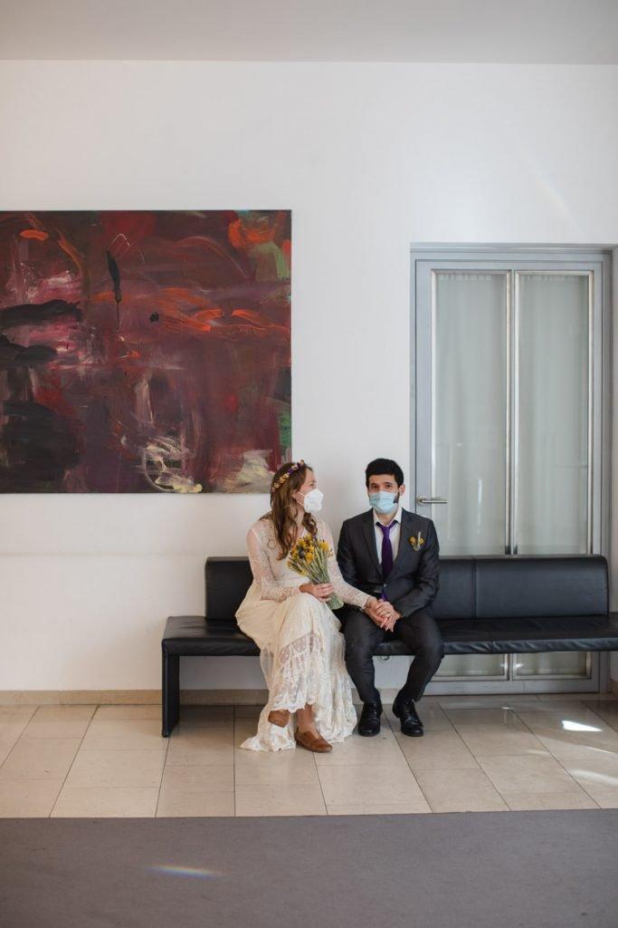 Hochzeit zu zweit Standesamt in Münster