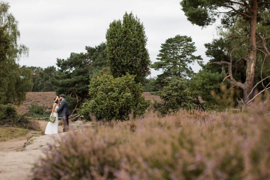 Hochzeitsbilder Haltern Westruper Heide
