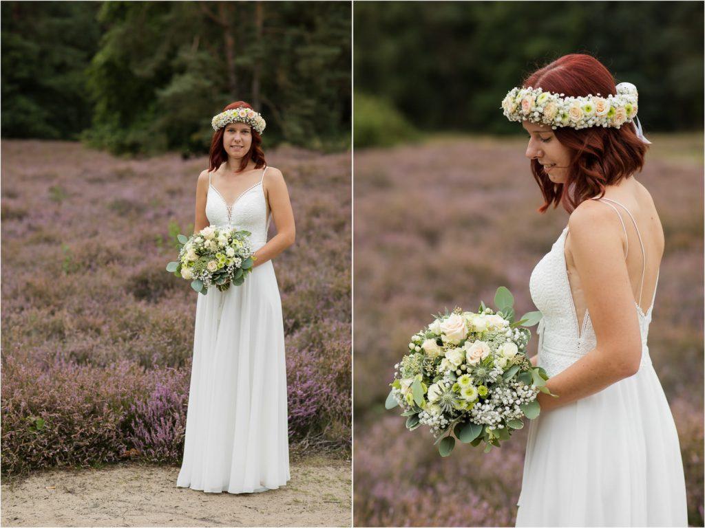 Hochzeitsbilder Westruper Heide