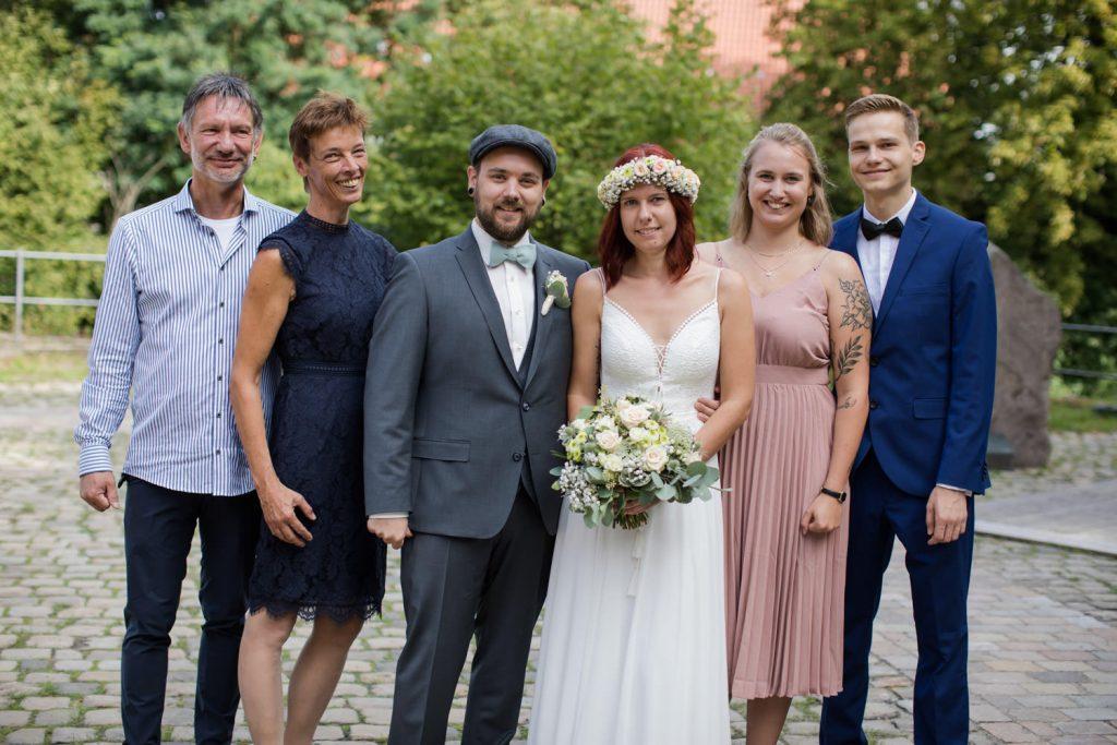 Hochzeitsfotograf Burg Lüdinghausen