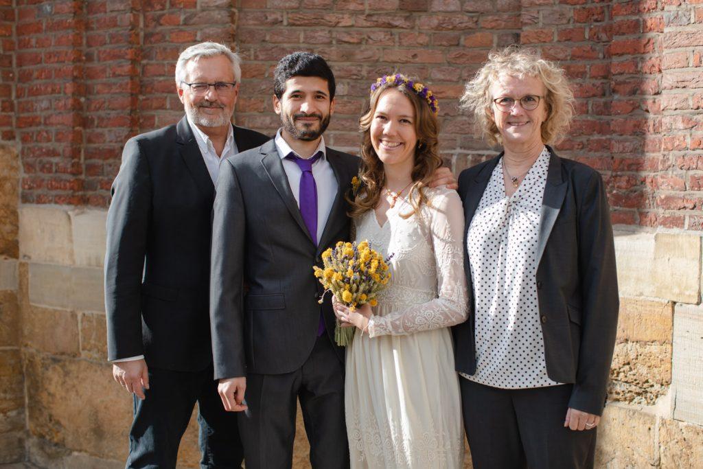 Hochzeitsfotograf Münster Standesamt